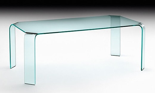 Ragno dining table from Fiam