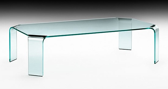 Ragnetto, coffee table from Fiam