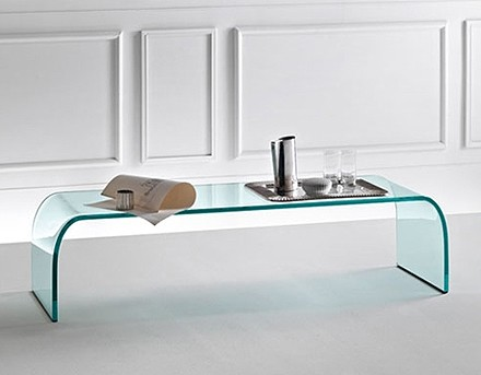 Ponte coffee table from Fiam