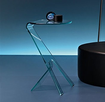Grillo end table from Fiam