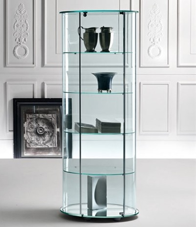 Palladio, cabinet from Fiam