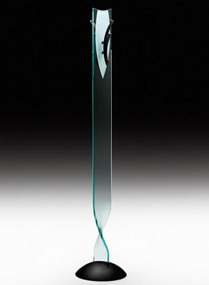 Elix accessory from Fiam, designed by Fabio Di Bartolomei