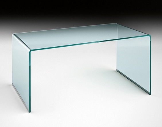 Rialto Scrivania desk from Fiam, designed by CRS Fiam