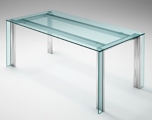 Tale dining table from Fiam