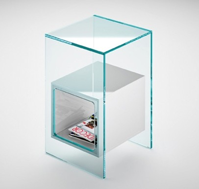 Magique end table from Fiam, designed by Studio Klass