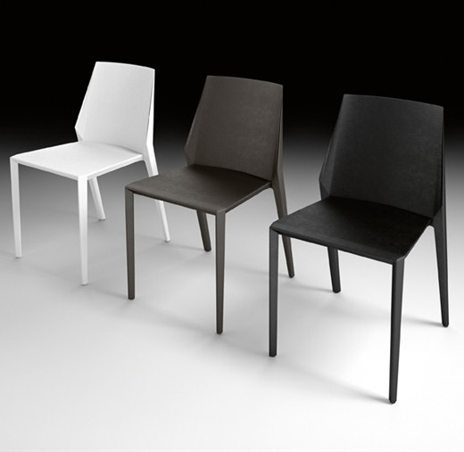 Kamy chair from Fiam, designed by Setsu et Shinobu Ito