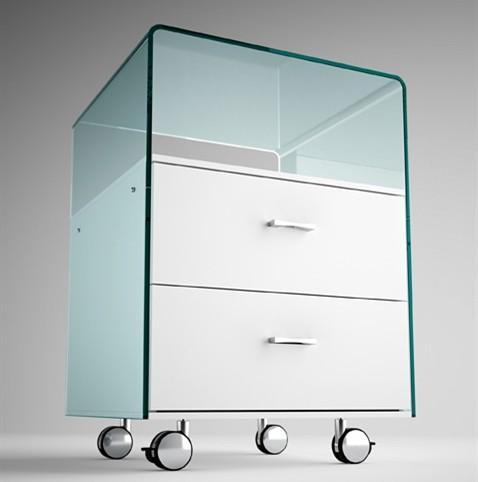 Rialto Cassettiera cabinet from Fiam