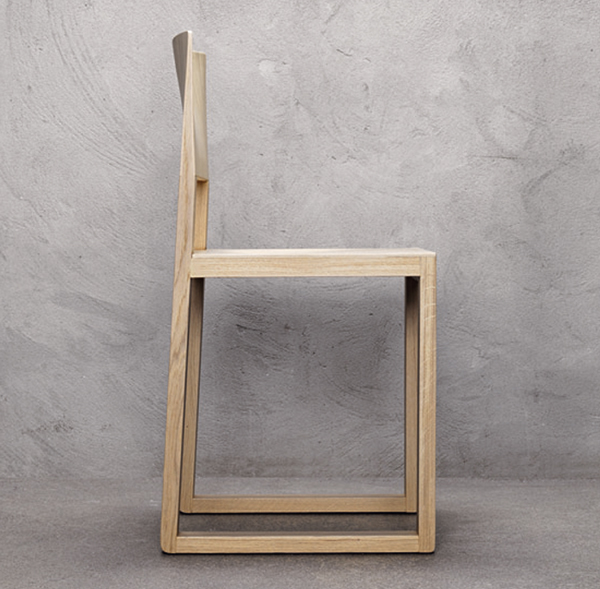 Brera 380 chair from Pedrali