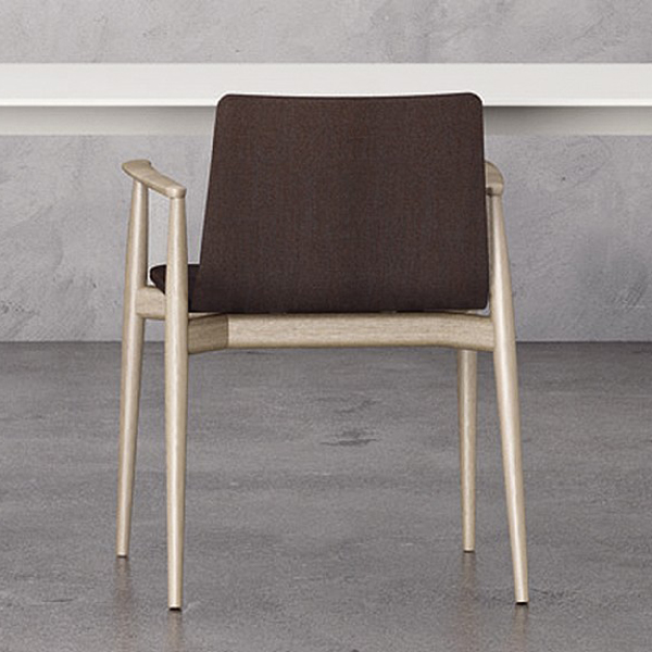 Malmo 396 chair from Pedrali