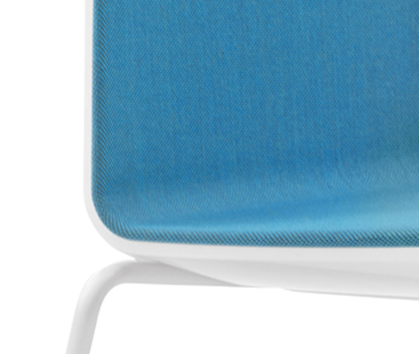 Noa 725 chair from Pedrali, designed by Marc Sadler