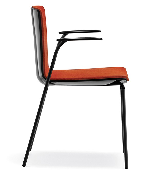 Noa 726 chair from Pedrali, designed by Marc Sadler