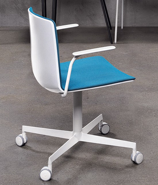 Noa Office chair from Pedrali, designed by Marc Sadler