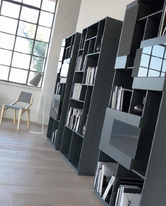 Skyline bookcase from Doimo