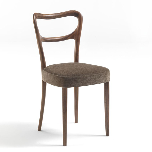 Noemi chair from Porada, designed by Marelli & Molteni