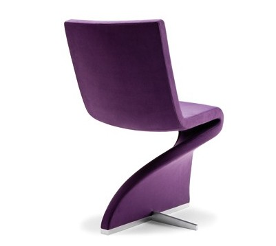 Twist chair from Tonon