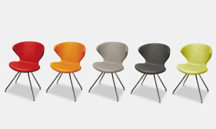 Concept chair from Tonon
