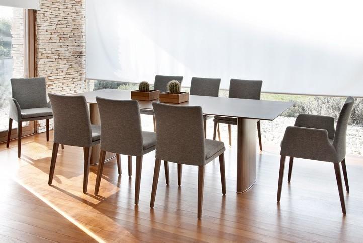 Ensemble Wood chair from Tonon