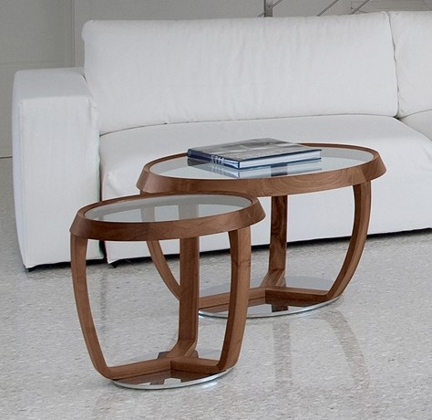 Time Coffee table from Tonon