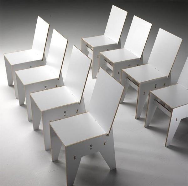 Skandi chair from Italcomma
