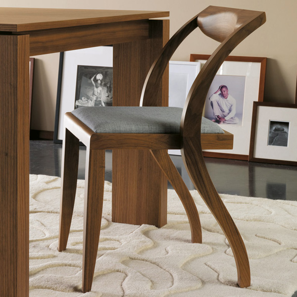 Arlekin chair from Porada, designed by E. Gottein and G.F. Coltella