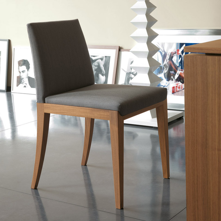 Tama chair from Porada, designed by M. Marconato and T. Zappa