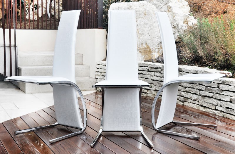 Unica chair from Unico Italia