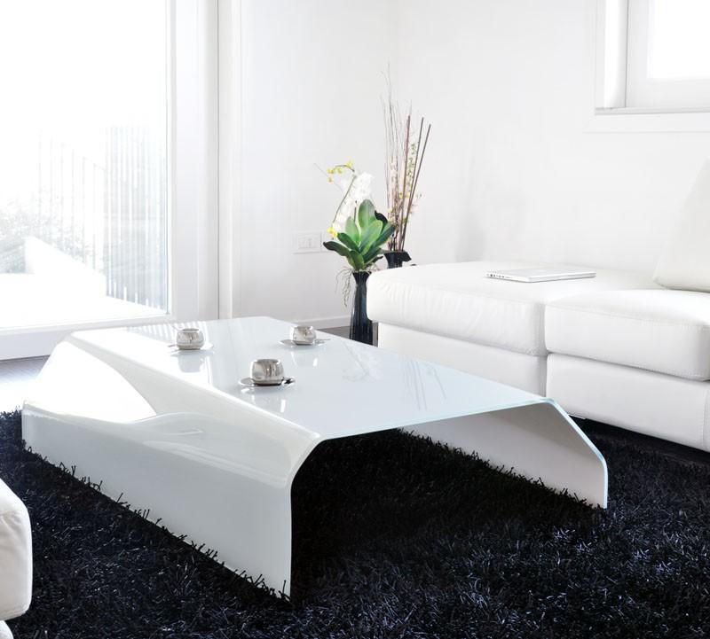 Polyline, coffee table from Unico Italia