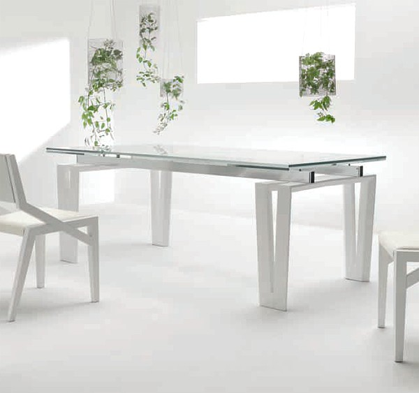 X Table, dining from Doimo