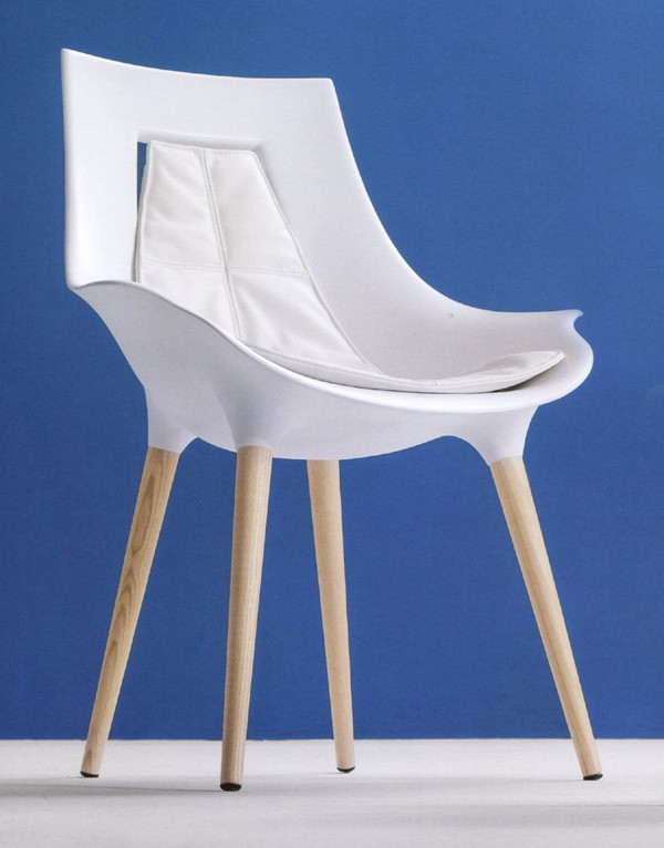 Moon chair from Doimo