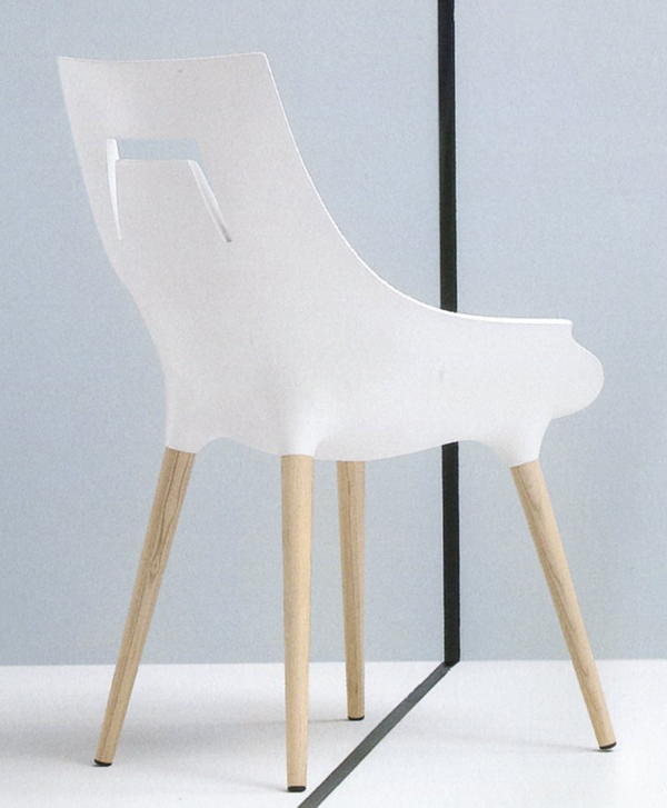 Moon, chair from Doimo