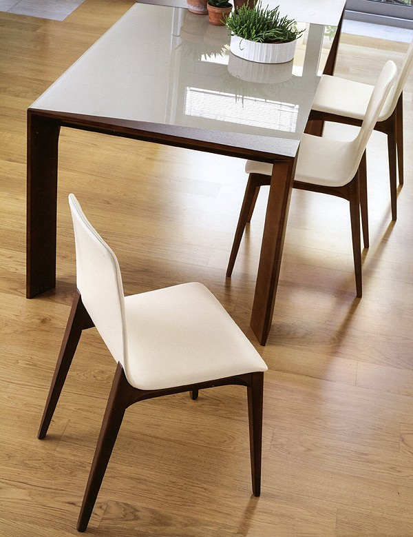 Talin chair from Doimo