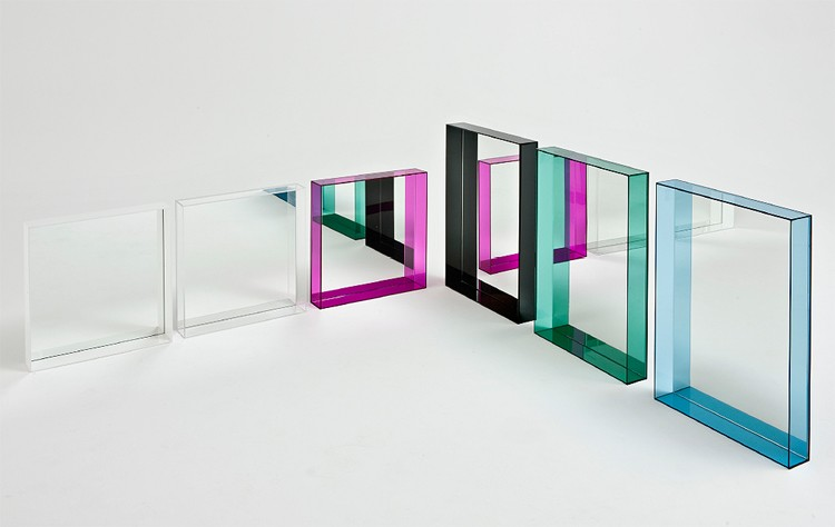 Only Me mirror from Kartell