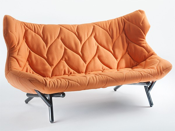 Foliage Sofa from Kartell, designed by Patricia Urquiola