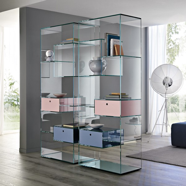 Liber A bookcase from Tonelli