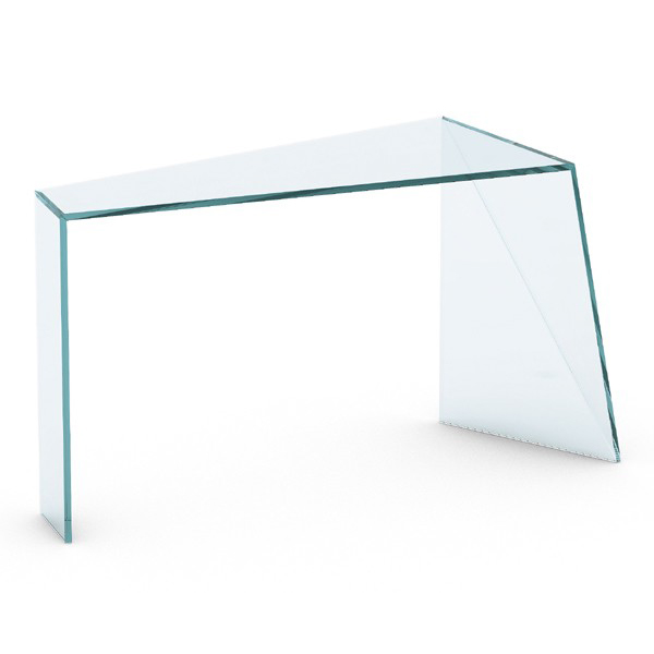 Penrose Console table from Tonelli, designed by Isao Hosoe