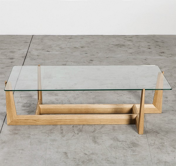 Gaudo coffee table from Miniforms
