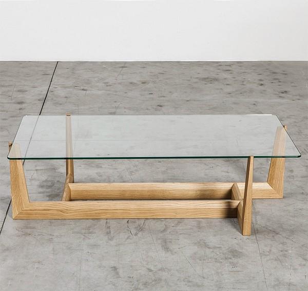 Gaudo, coffee table from Miniforms
