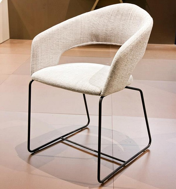 Karina chair from Antonello Italia