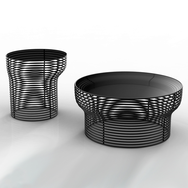 Orion coffee table from Bonaldo