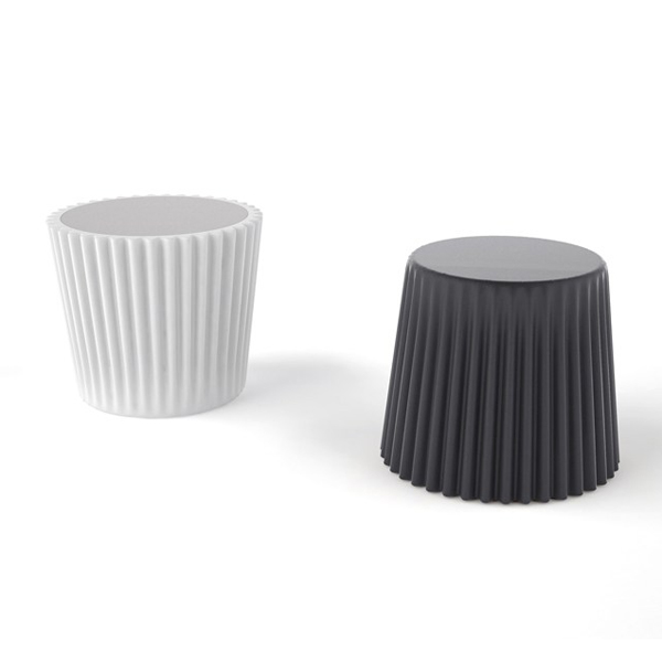 Muffin end table from Bonaldo