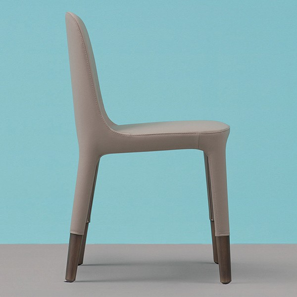 Ester 691 chair from Pedrali, designed by Patrick Jouin
