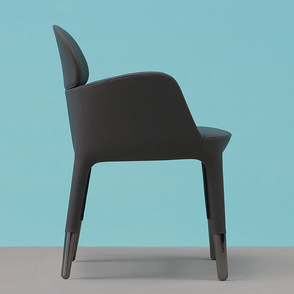 Ester 690 chair from Pedrali, designed by Patrick Jouin