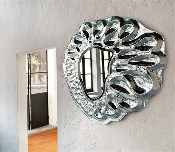 Caldeira mirror from Fiam
