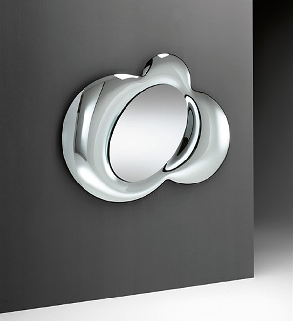 Lucy mirror from Fiam, designed by Doriana