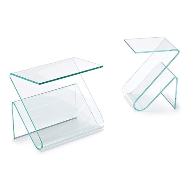 Zeta end table from Sovet