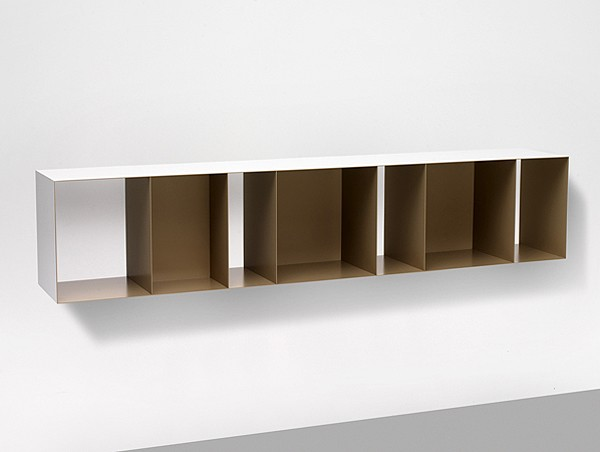 Unit 1 bookcase from Muller