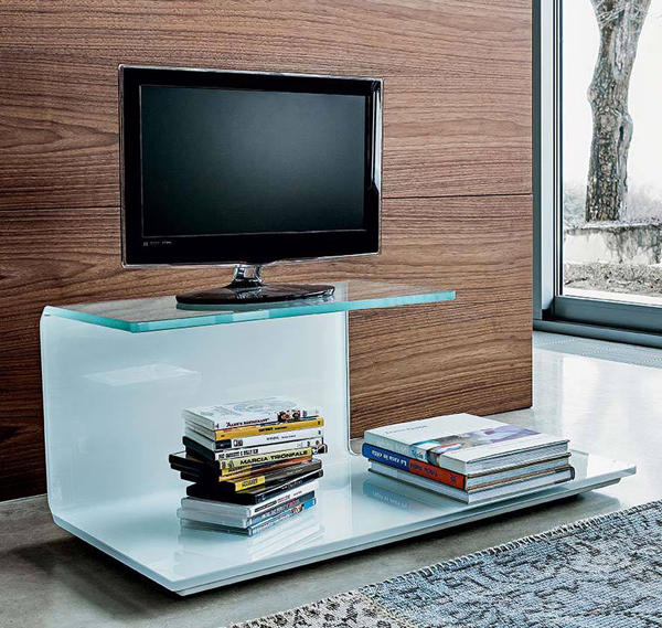Toby tv unit from Sovet, designed by Lievore Altherr Molina