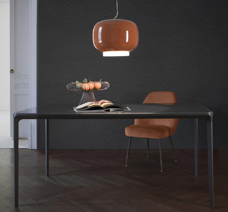 Slim Extending dining table from Sovet