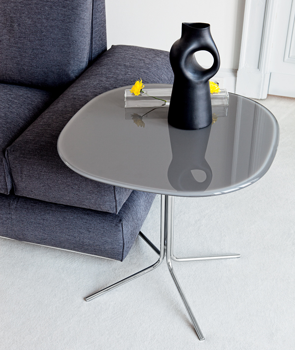 Genius Shaped end table from Sovet