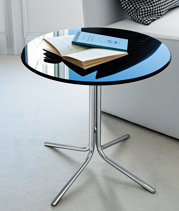 Genius Round end table from Sovet